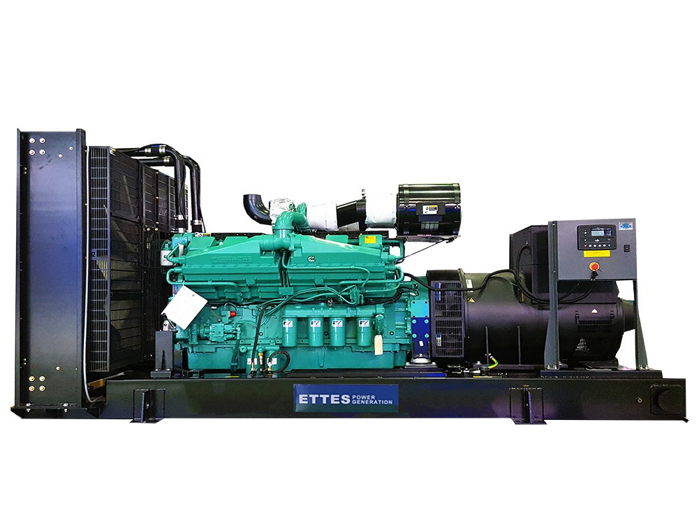 Deutz Gas Genset