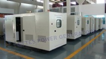 21 Units 200kW Cummins Canopy Diesel Genset to Russia