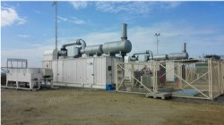 5MW Oilfield Methane Power Plant in Latin America