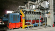 1.2MW Syngas/Biomass Gasfier Generation Plant in Thailand