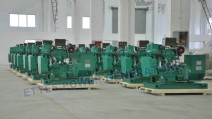 18 Units Cummins 54kW/64kW/80kW Marine Engine Power Generator to Singapore