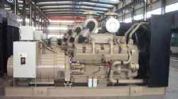 500kW/600kW/1000kW Cummins Diesel Engine Generators to Korea