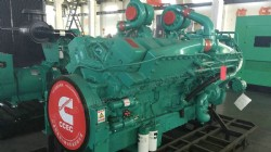7 units 1~1.5MW Cummins&Perkins Generator to Indonesia and Saudi Arabia