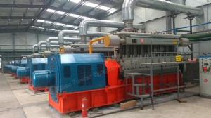 500kW Biomass Engine-6