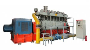 Coalgas-Coking Gas Engine-1