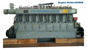 500kW Biomass Engine-2