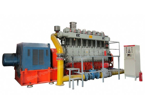 Syngas-Biomass Engines